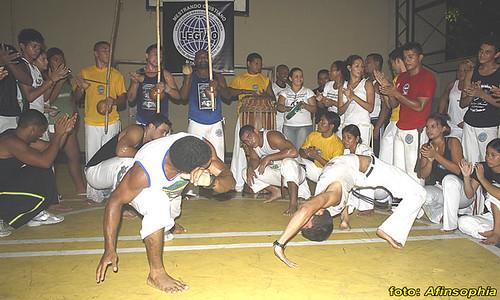 Capoeira CDLB 01 por você.