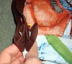 top fold & pin