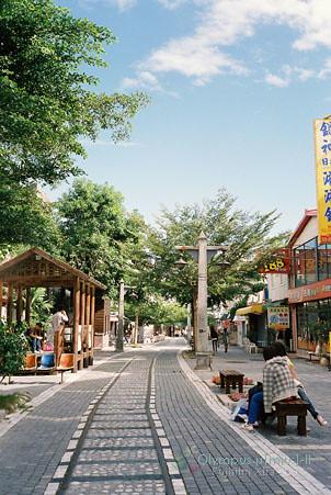 舊鐵道徒步區