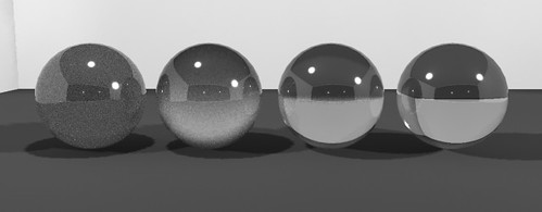 refraction glossiness