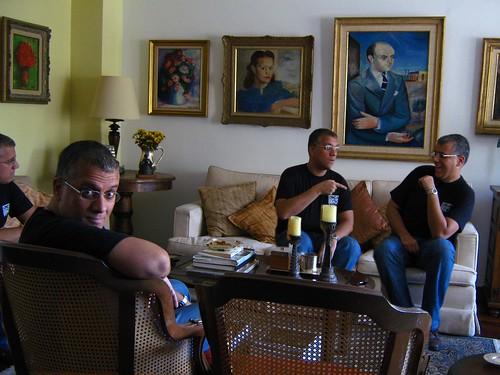 44: Reunión Familiar
