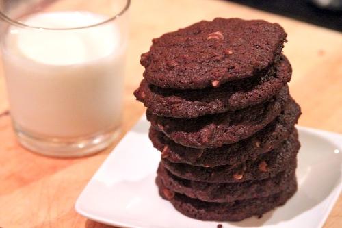 chocolate oatmeal chewies