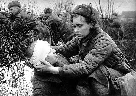 Russia 1943 Olga Lander