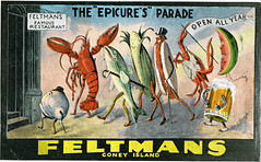 The Epicure's Parade at Feltman's