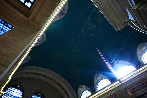 Grand Central Ceiling