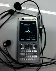 Sony Ericsson W890i säljes