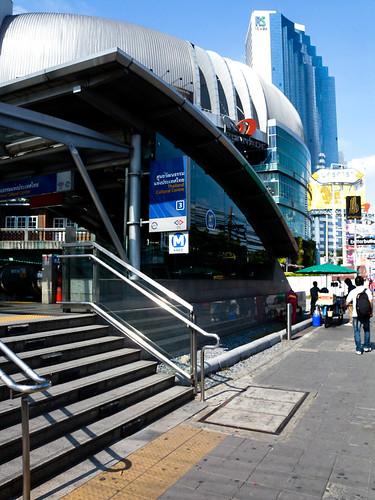 Thailand Cultural Centre Subway Station