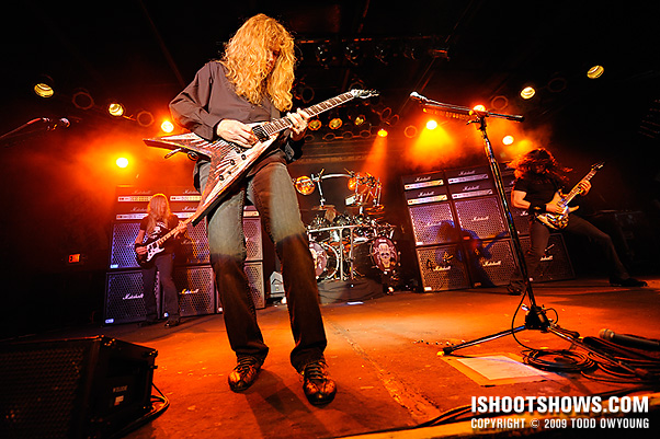 Megadeth: Dave Mustaine