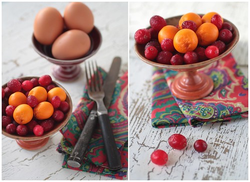 Kumquats and Cranberries