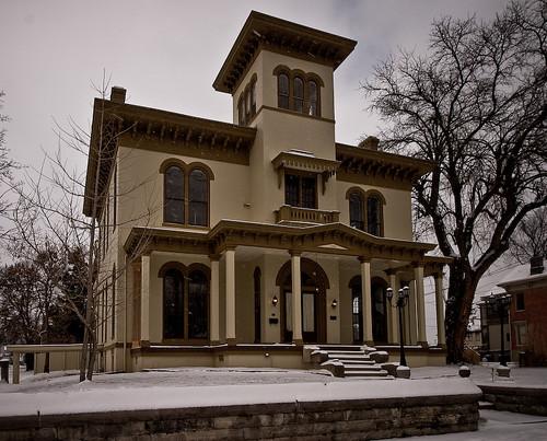 Unknown building built 1856