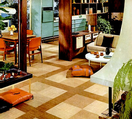 65 Cool Mid Century Living Room Decor Ideas: Living Rooms (1960-65