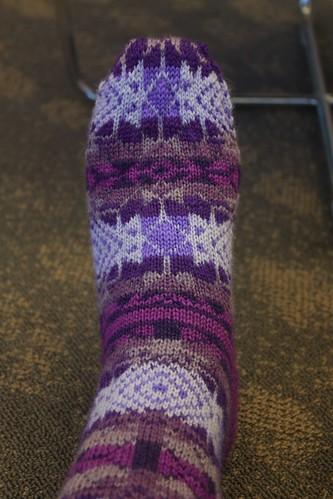 Bandelier sock
