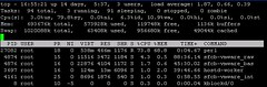 Perl oneliner: 75% CPU?