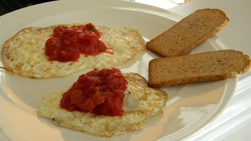 Eggs and Salsa