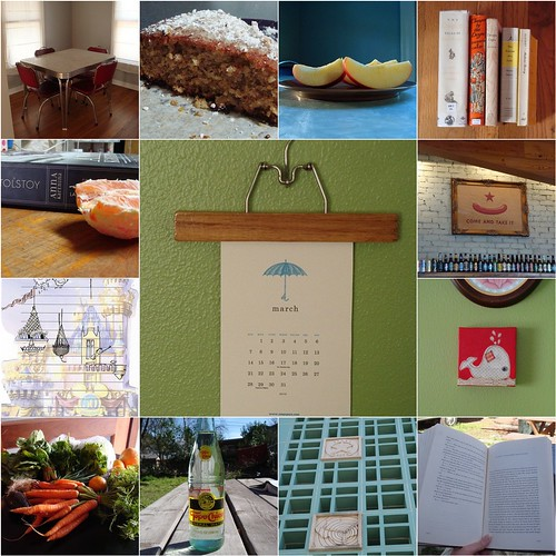 {March} The Month in Pictures