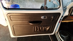 Finished Drivers Door