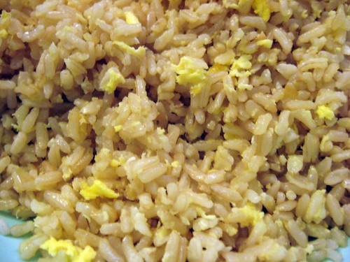 Garlic Fried Rice (Closer)