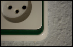 Smiling plug
