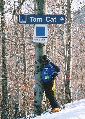 PSIA Instructor Tom B.