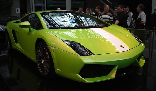 Lamborghini Gallardo LP 550-2 Balboni