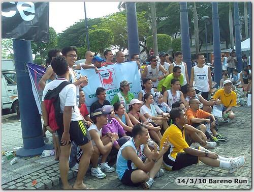 100314 Bareno Run - Chap Ayam Runners