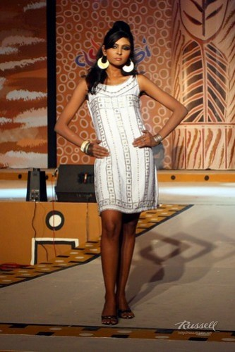 Cultural Diversity Fashion Show: Shot XV (by Russell John)