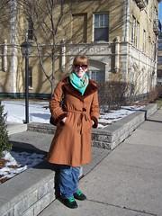 New (old) coat