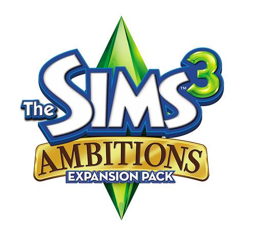 Official PR - EA announces The Sims 3 Ambitions expansion pack!
