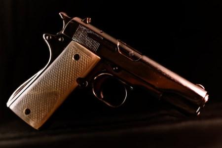 My Grandfather's Gun
