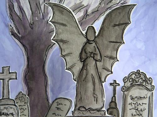 graveyard popup - detail view
