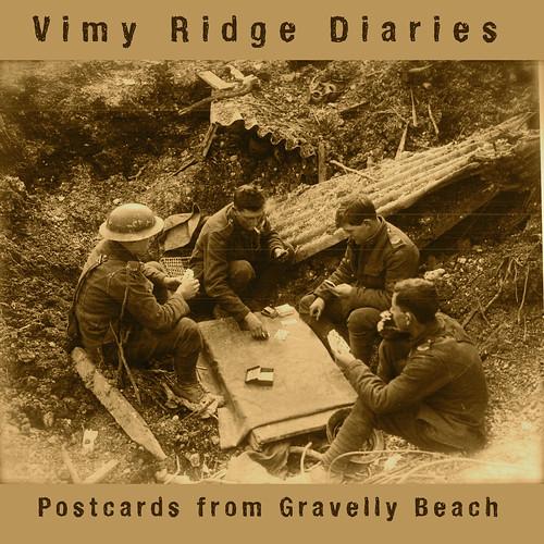 Vimy Rdge Diaires