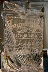 Inniskillin Ice Wine Sculpture