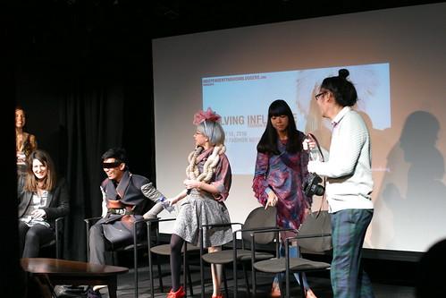 IFB Con Future of Fashion Blogging Panel