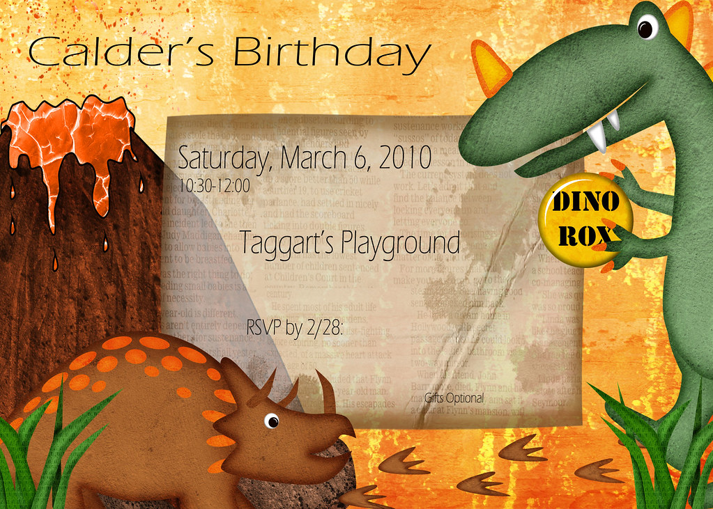 Party Invite Web