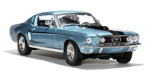Maisto Mustang