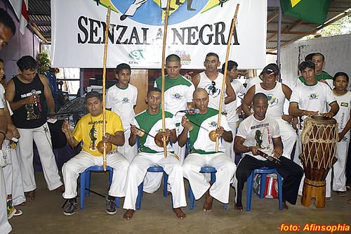 Capoeira Senzala Negra 11 por você.