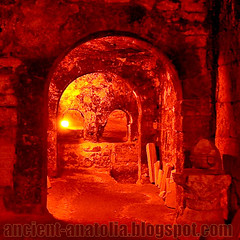 Saint Thecla Cave Chapel of Ancient Seleucia a...