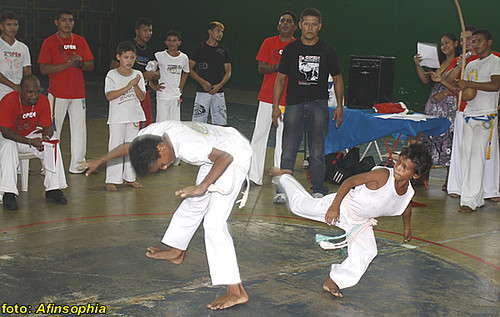 Capoeira 2º Open 08 por você.