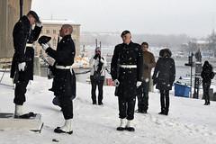 Stockholm. Guard mount. Episode #3