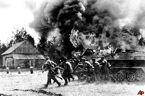 1941-I tedeschi invadono l'URSS