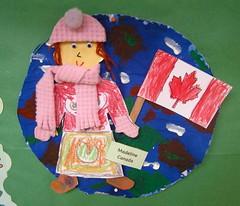 Madeline's Doll for International Week 2010