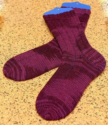 spey valley socks