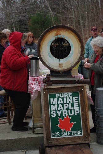 Maine Maple Syrup sold Here