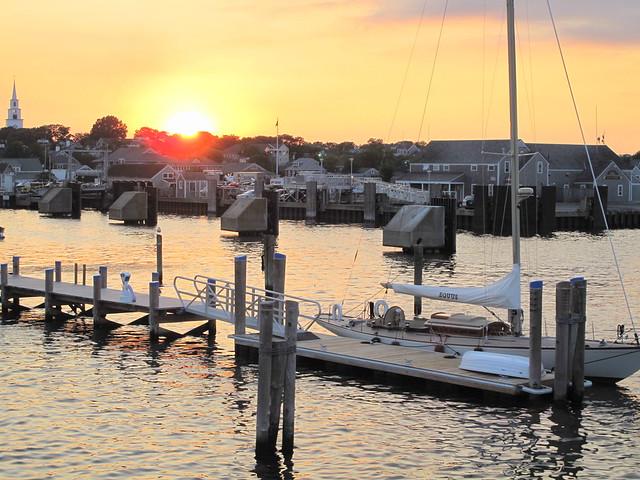 Sunset @ Nantucket