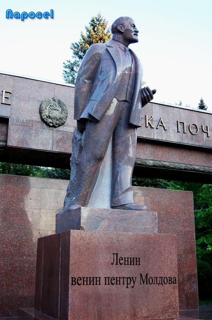 Lenin_venin pentru Moldova