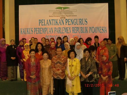 kaukus perempuan parlemen
