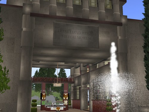 Frank Lloyd Wright Virtual Museum