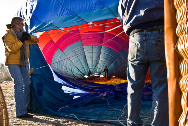 Winthrop Hot Air Balloon Roundup