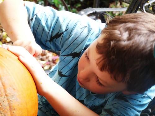 Carving Pumpkins 006