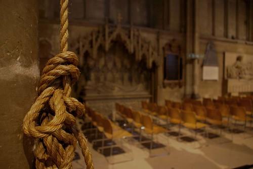 afrayed knot